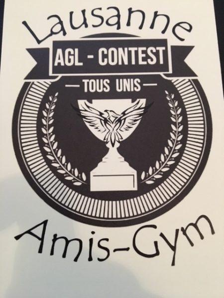 """AGL Contest """"Tous Unis"""" @ salle omnisport du VIeux Moulin"""